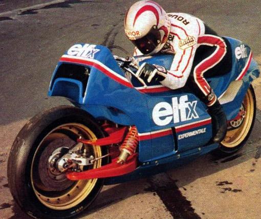 MOTO-ELF-X- en 1978 avec-Michel-ROUGERIE.