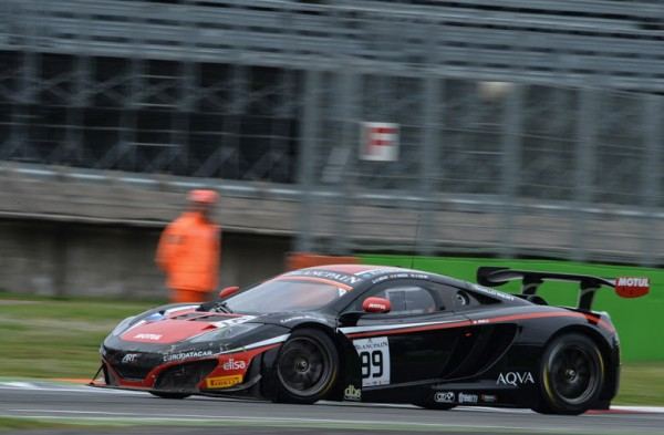 TROPHEE-BLANCPAIN-2014-MONZA-MCLAREN-ART-GP-N°99-Photo-Antoine-CAMBLOR