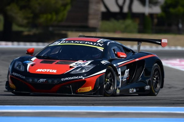 TROPHEE-BLANCPAIN-2014-PAUL-RICARD-La-McLAREN-N°98-en-pole-photo-Antoine-CAMBLOR.