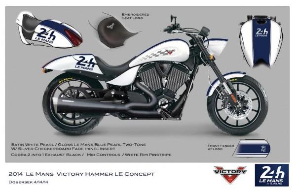 VICTORY LE MANS 001
