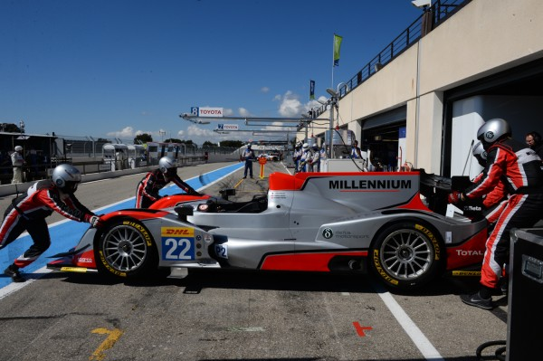 WEC-2014-Prologue-au-PAUL-RICARD-le-28-Mars-ORECA-03-Team-MILLENIUM-photo-Antoine-CAMBLOR