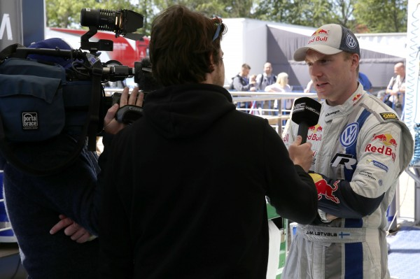 WRC-2014-POLOGNE-Jari-Matti-LATVALA-en-interview.