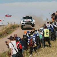 WRC 2014 POLOGNE VW POLO OGIER