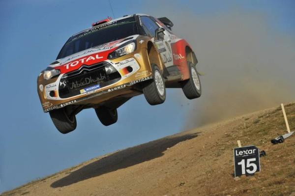 WRC-2014-SARDAIGNE-DS3-MADS-OSTBERG