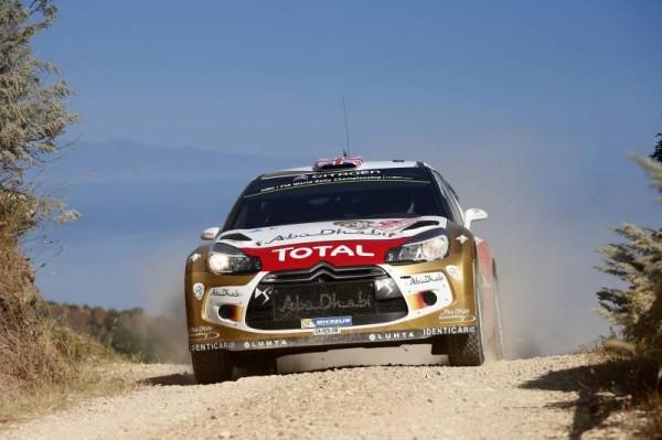 WRC-2014-SARDAIGNE-MADS-OSTBERG-DS3-CITROEN