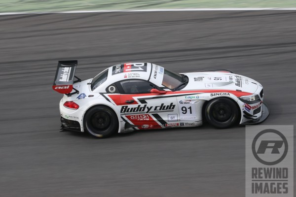 ASIAN-LE-MANS-SERIES-2014-3-HEURES-INJE-La-BMW-Z4-qui-finit-3éme.
