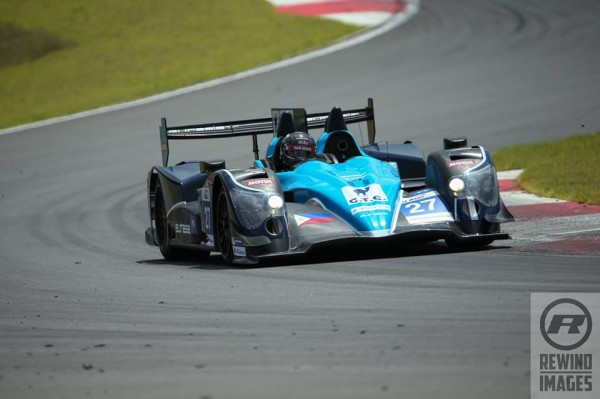 ASIAN-LE-MANS-SERIES-2014-INJE-COREE-ORECA-LMP2-Team