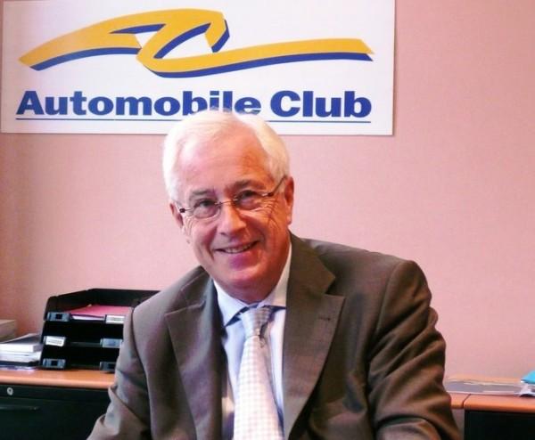 AUTOMOBILE CLUB ASSOCIATION - Didier BOLLECKER le President.