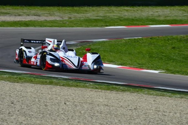 ELMS 2014 -ZYTEK Team JOTA - Photo Max MALKA
