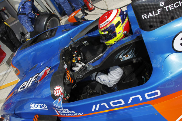 ELMS 2014  RED BULL RING NELSON PANCIATICI Team ALPINE SIGNATECH