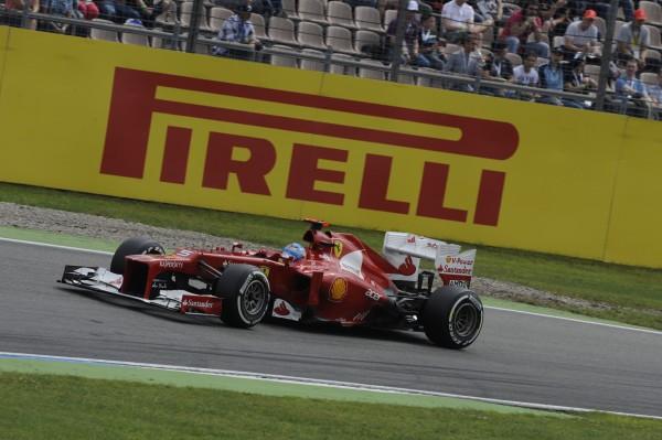 F1-2012-HOCKENHEIM-FERRARI-ALONSO-1er-Photo-PÏRELLI.