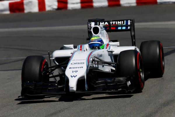 F1-2014 WILLIAMS-MERCEDES-de-FELIPE-MASSA