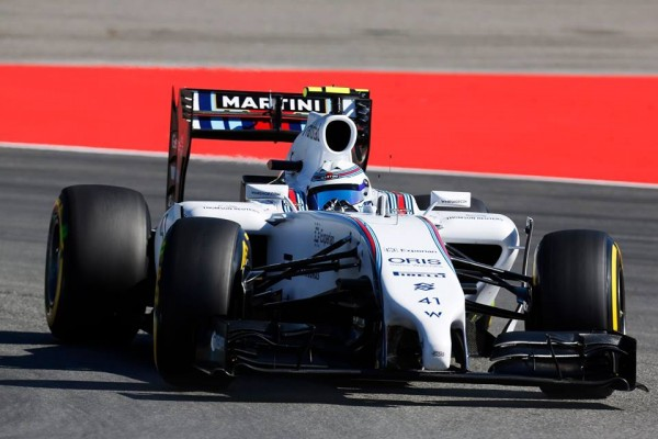 F1 2014 HOCKENHEIM Valterri BOTTAS 2éme le dumanche 20 juillet