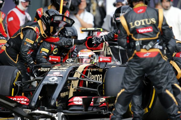 F1-2014-MELBOURNE-ROMAIN-GROSJEAN-LOTUS-RENAULT.