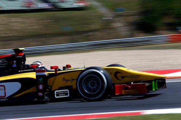 GP2-2014-HUNGARORING-Stephane-RICHELMI-Team-DAMS