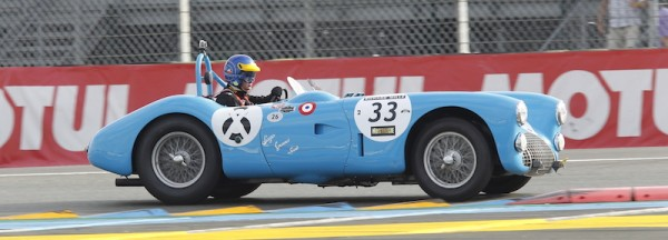 LE MANS CLASSIC 2014 - TALBOT LAGO T6GS de 1951 - Photo Thierry COULIBALY.