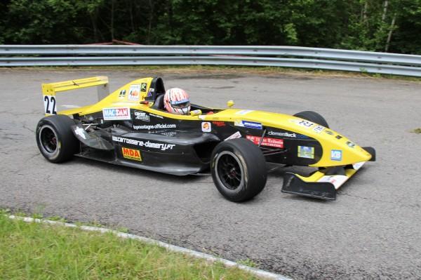 MONTAGNE 2014 - Antoine BETZEL et sa Formule RENAULT