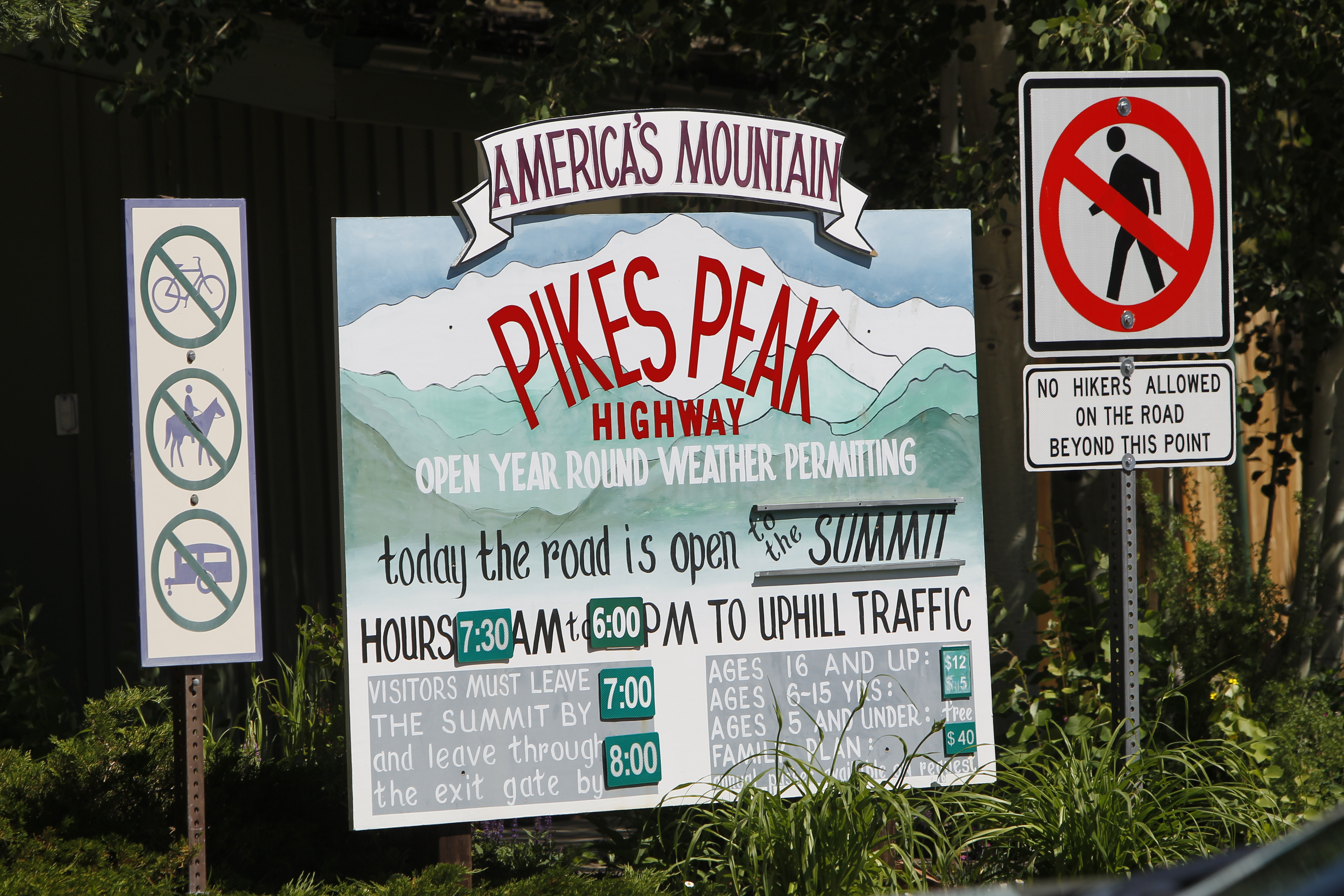 PIKE PEAK   autonewsinfo
