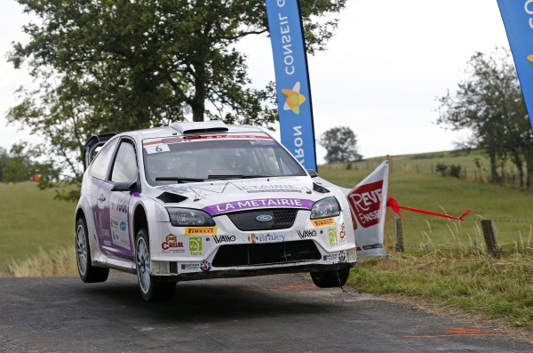 RALLYE DU ROUERGUE 2014 FORD OLIVIER MARTY.j
