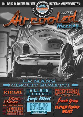 SUPER VW FESTIVAL AU MANS JUILLET 2014