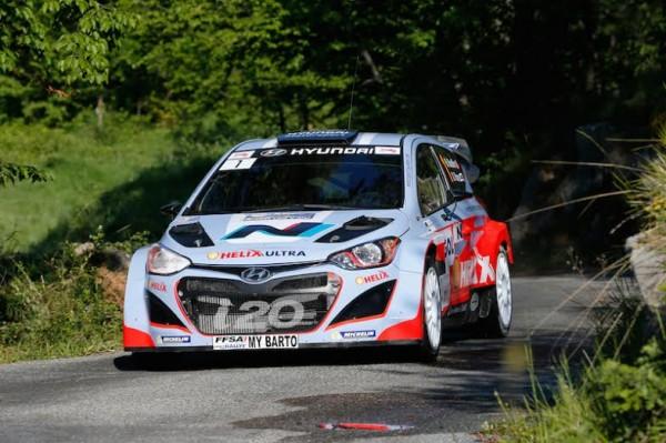 WRC-2014-HYUNDAI-RALLYE-ANTIBES-1er-Bryan-BOUFFIER