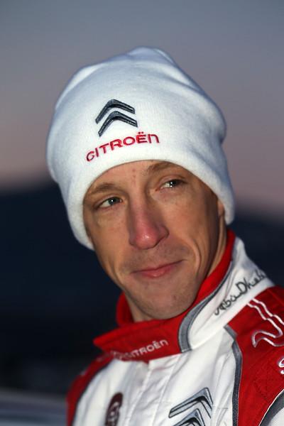 WRC 2014 MONTE CARLO - Kris MEEKE PILOTE CITROEN