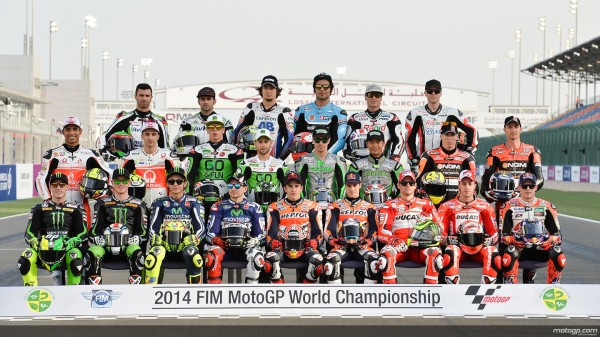 MOTOGP: PHOTO DE CLASSE 2014