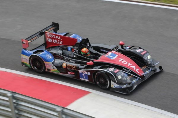 ASIAN LE MANS SERIRES 2014 - La MORGAN du Team OAK Racing