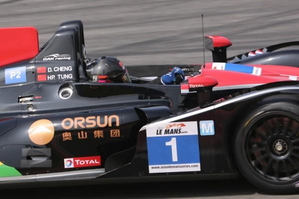 ASIAN LE MANS SERIRES 2014 - OAK Racing MORGAN