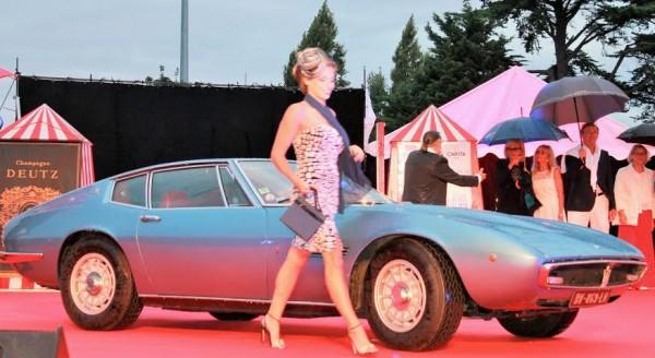 CONCOURS-ELEGANCE-LA-BAULE-2014-Maserati-Ghibli-de-1970-Photo-Emmanuel-Leroux