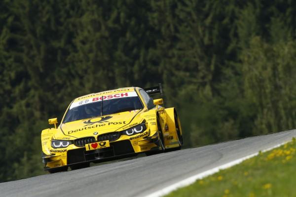 DTM -2014 RED BULL RING La BMW de Timo GLOCK