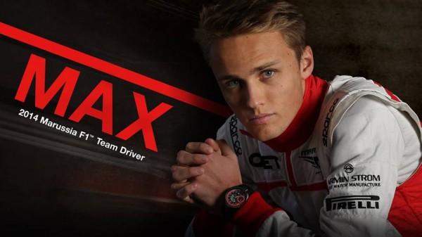 F1-2014-MAX-CHILTON-avec-MARUSSIA à SPA