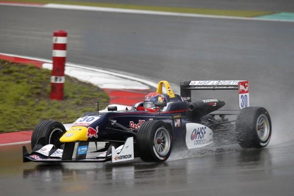 F3 2014 NURBURGRING - Max VERSTAPPEN en pole de la 1ére course le 15 aout