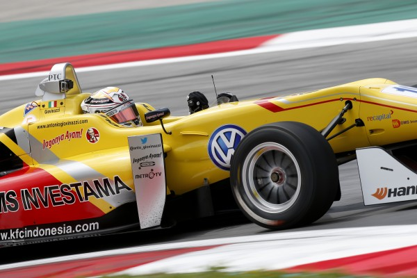 F3 2014 - RED BULL RING - Antonio GIOVINAZZI.
