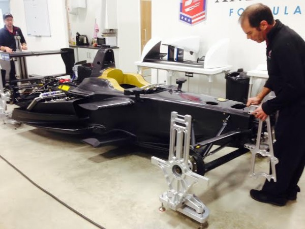FORMULE-E-2014-DONINGTON-Le-19-aout-ATELIER-Team-ANDRETTI-Photo-autonewsinfo