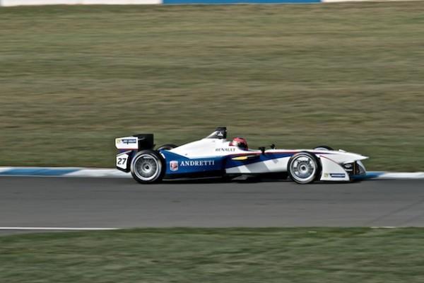 FORMULE-E-2014-Donington-le-19-aout-Franck-MONTAGNY-Team-ANDRETTI-Autosport-Photo-Andy-CARVER.