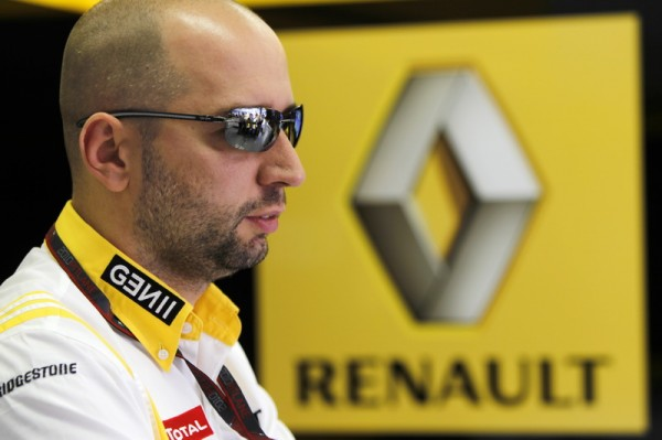 GERARD LOPEZ Genni Capital  Team Renault F1