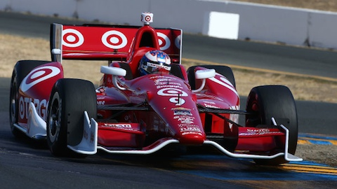 INDYCAR-2014-SONOMA-SCOTT-DIXON-DALLARA-DW12-CHEVY-du-Team-CHIP-GANASSI.