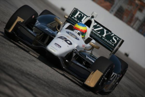 INDYCAR-2014-TORONTO-Mike-CONWAY-Team-CARPENTER