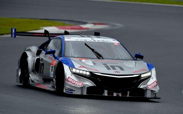 SUPER GT 2014 FUJI Le 10 aout - Victoire de la HONDA