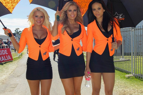 V8 SUPERCAR 2014  IPSWICH   GRID GIRLS  42