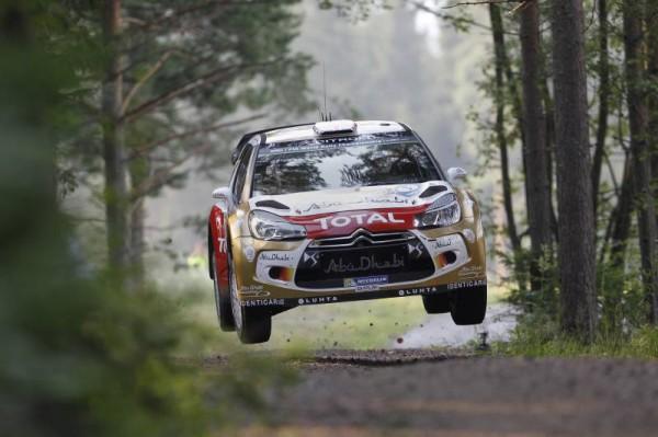 WRC-2014-FINLAND-DS3-CITROEN-KRIS-MEEKE-et-sa-DS3