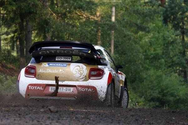 WRC-2014-FINLAND-DS3-CITROEN-OSTBERG