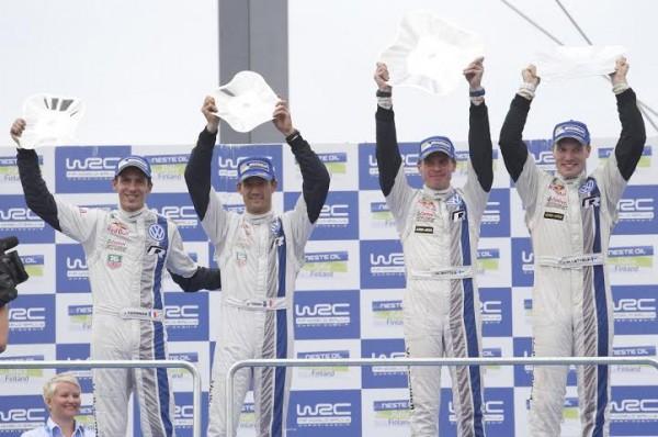 WRC-2014-FINLANDE-Double-des-pilotes-VW-avec-PGIER-INGRASSIA-et-LATVALA-ANTTILA-1ers-et-2émes-le-3-aout