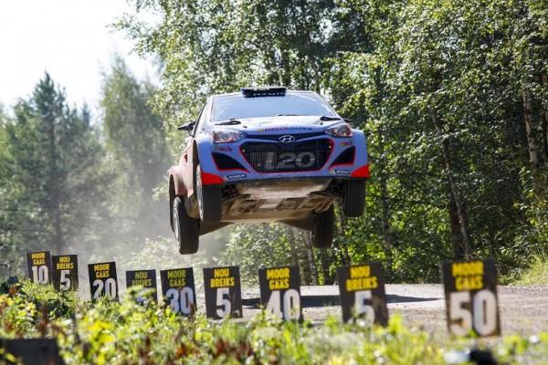 WRC-2014-FINLANDE-HYUNDAI-i20-WRC-Hayden-PADDON