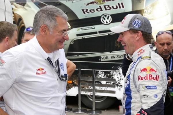 WRC-2014-FINLANDE-Le-Dr-Heinz-Jakob-Neusser-et-Miikka-Anttila