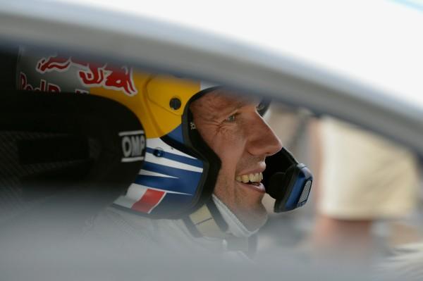 WRC 2014 FINLANDE- Sébastien OGIER