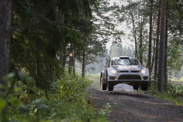 WRC 2014 FINLANDE VW POLO de LATVALA.j