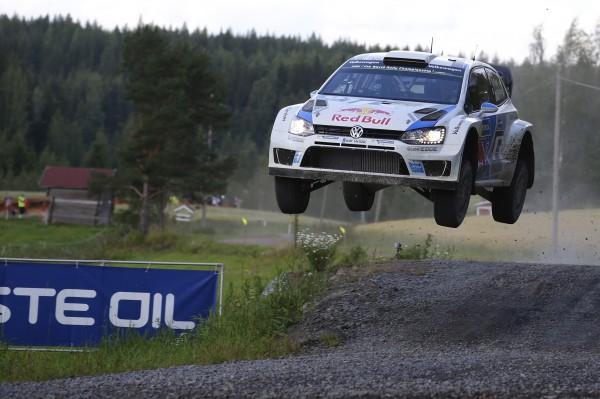 WRC 2014 FINLANDE - VW POLO de OGIER.j