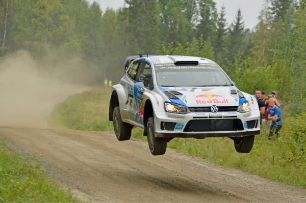WRC 2014 - Marcus GRONHOLM test la VW POLO